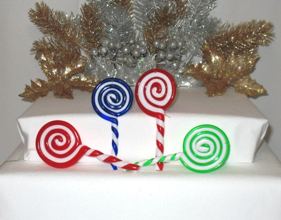 image 0 - Lollipop Christmas Decorations