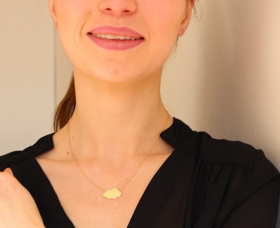 Gold necklace for women, Chain necklace, Minimalist and Dainty necklace, everyday necklace