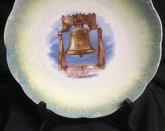 Liberty Bell Commemorative Plate