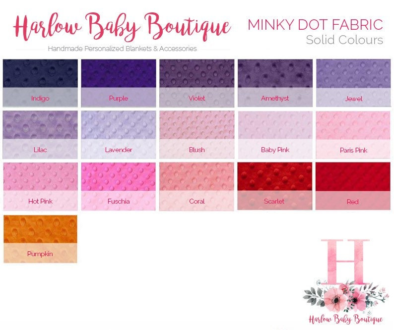 Baby gift Personalized Pink blanket newborn gift Minky Gift for her Pink baby girl gift Keepsake Blanket Embroidered Blanket Luxe