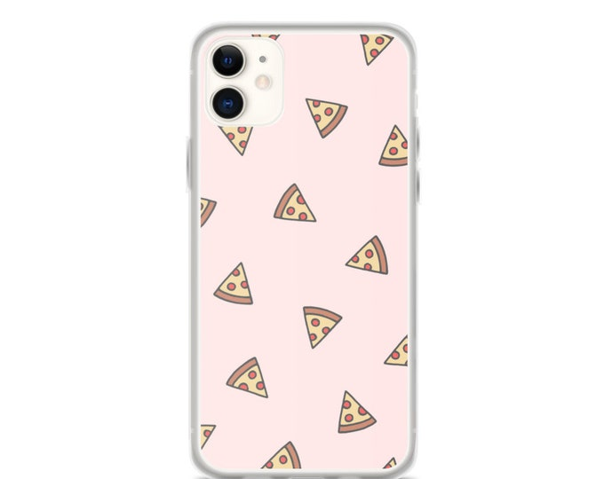 iPhone Case - Pink Pizza Phone Case for iPhones