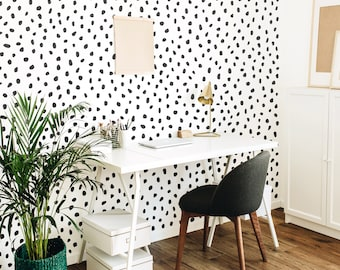 Playroom Bedroom Metallic Waterproof and Removable for the Nursery Trendy {Pack of 64} 2 Vinyl Gold Polka Dots Wall Decal Stickers Living room Baby room or Windows.
