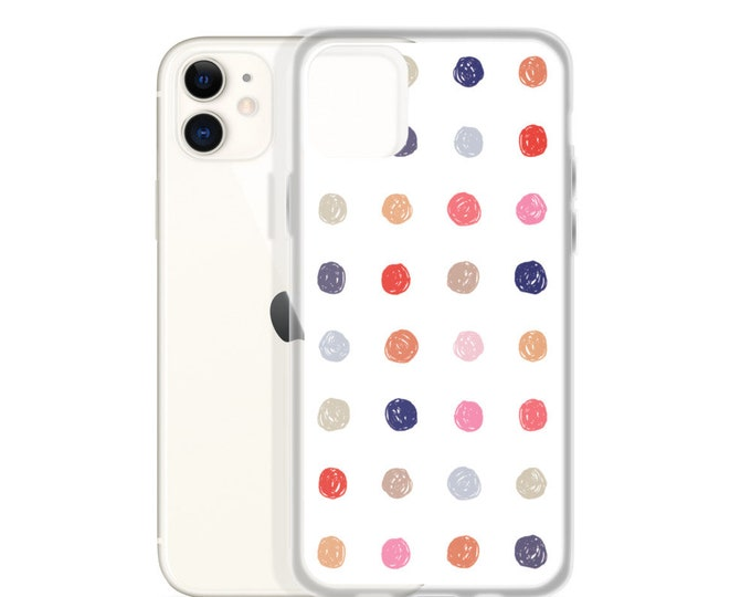 iPhone Case - Polka Dot Phone Case for iPhones