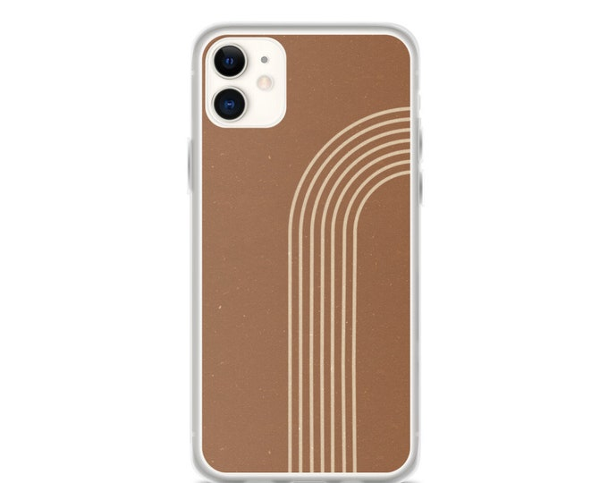 iPhone Case - Minimalist, Modern Phone Case for iPhones