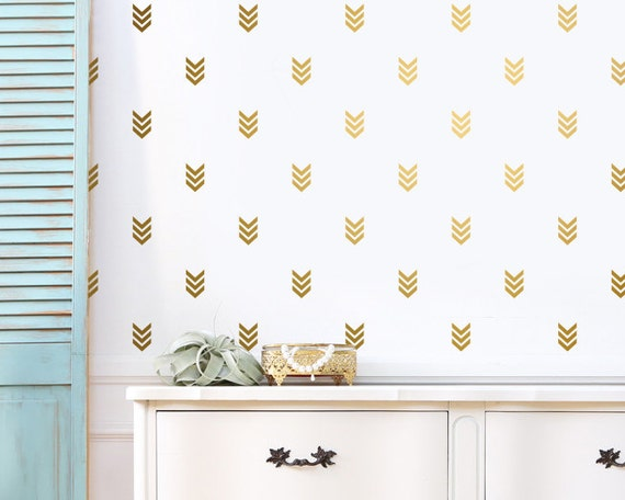 Arrow Wall Decals - Arrow Decals, Nursery Decals, Wall Decor, Arrow Decor, Tribal Nursery, Wall Art, Home Gift, Nursery Decor, Kids Room