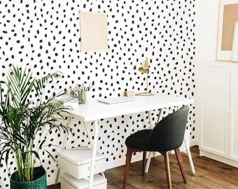 Polka Dot Wall Decals - Modern Wall Stickers, Nursery Decor, Kids Room Wall Art, Scandinavian Home Decor