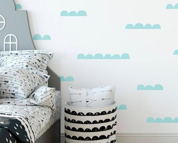 Scandinavian Design Decals - Wall Decals, Nursery Decor, Wall Decor, Wall Art, Scandinavian Decor, Gift, Gift for Mom, Vinyl Decal