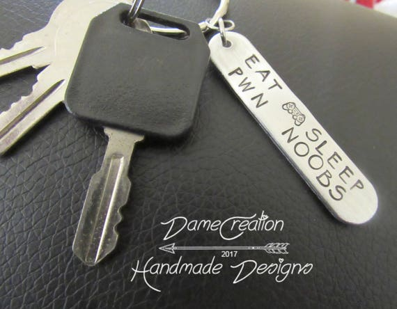 Gamer Keychain Birthday Gifts For Boyfriend