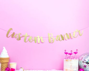 Custom letter banner - Personalised Wedding Decoration, valentines decoration, family photo shoots, birthdays, engagement and room decor