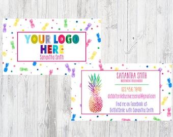 Dot Dot Smile Business Card