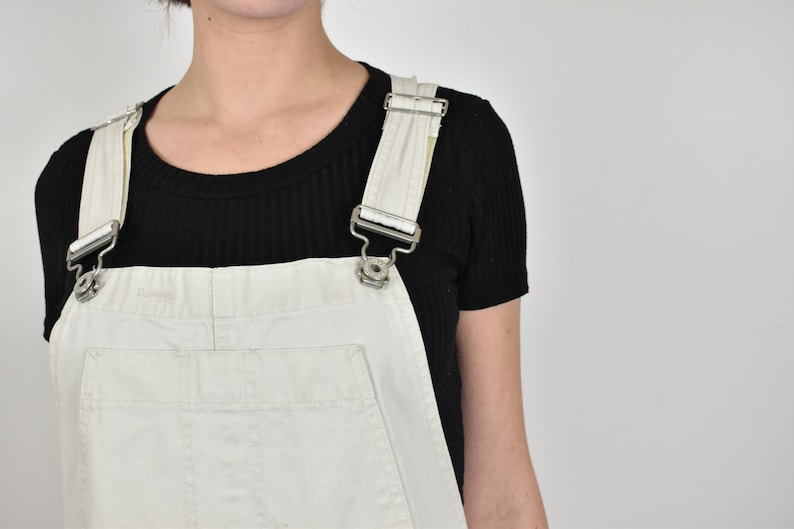 90s GAP short overalls  size small  vintage