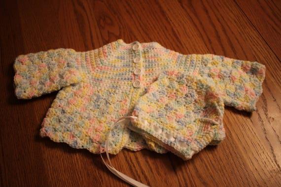 Gehäkelte Baby Pullover Set Set Babypullover häkeln häkeln