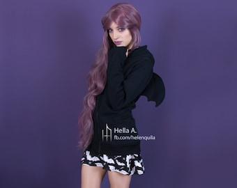 Bat wings hoodie