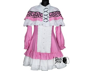 Kanna Kamui inspired cosplay