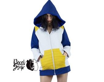 Vegeta hoodie