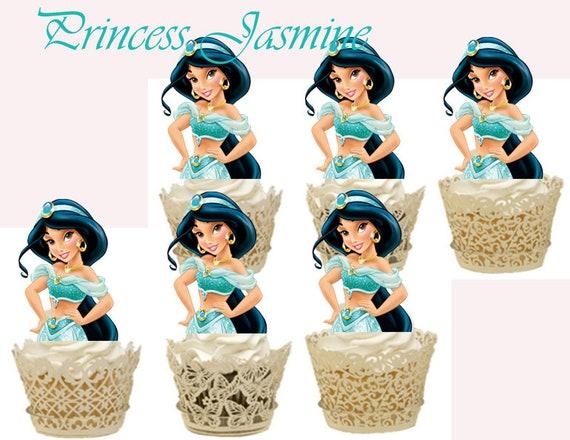 princess jasmine cake pops