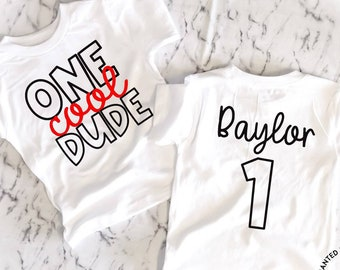 endanzoo Baby Bodysuit//Personalized Name//First Birthday Outfit Boy or Girl//Quarantine 1st Birthday//Baby Gift