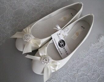 78d56146c337 Bridal wedding shoes