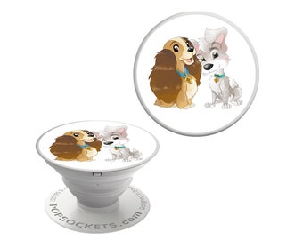 Love Dogs Decal for Popsocket | Pop Socket Sticker | PopSocket NOT INCLUDED | Available on Glitter or Glow in the Dark Vinyl Too!