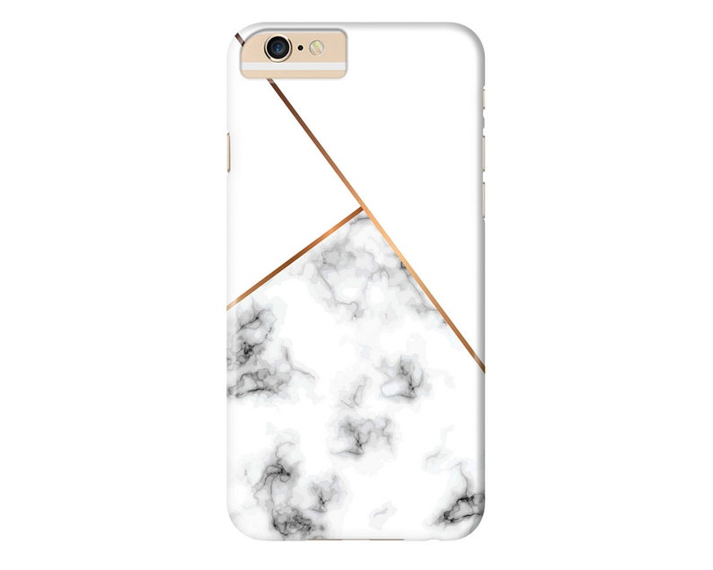 size 40 1d734 b210f White & Gold Marble Phone Case | iPhone X, iPhone 8, iPhone 8 Plus, iPhone  7, iPhone 7 Plus, iPhone 6 Plus, iPhone 6, iPhone 5, iPod Touch