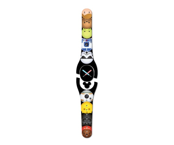 Available with Glitter or Glow in the Dark Space Trooper Decal for MagicBand Ready To Ship Magic Band Decal MagicBand 2