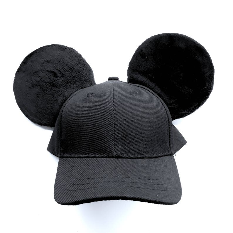 88770d36548 Mickey Mouse Inspired Mouse Ears Baseball Cap