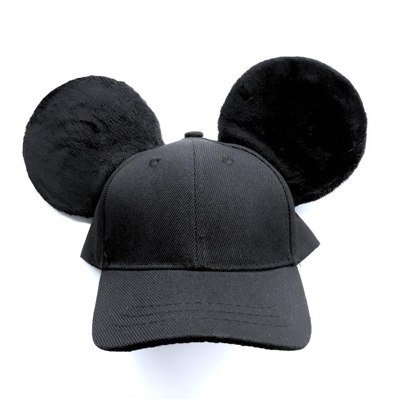 f30b0f31f3cb3 Mickey Mouse Ears Baseball Cap