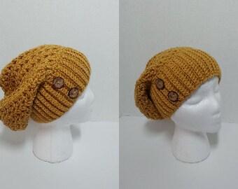Crochet Slouchy
