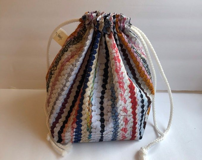 Featured listing image: Drawstring Project Bag