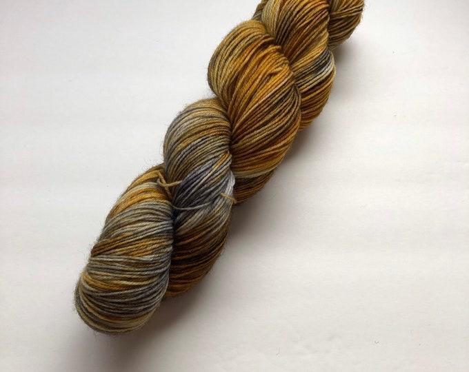 Hand Dyed Sock Yarn, fingering yarn, wool yarn, yarn, wool nylon yarn, yarn, sock yarn, hand dyed yarn