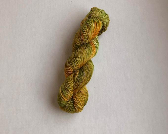 Hand Dyed Fingering Yarn, fall colored yarn, yarn, sock yarn, shawl yarn, sweater yarn, yarn, wool yarn, wool nylon yarn, hand dyed yarn