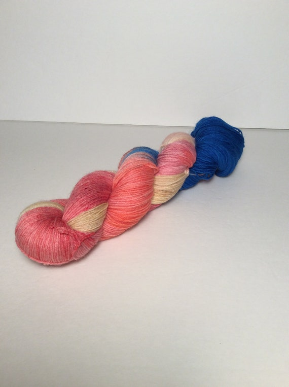 Hand Painted Fingering Yarn