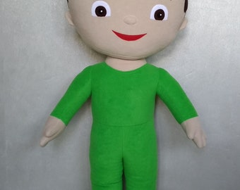 Huge 1 Meter Plush toy just like Charlie and the numbers