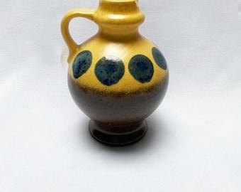 Vintage 1960s East-German haldensleben vase