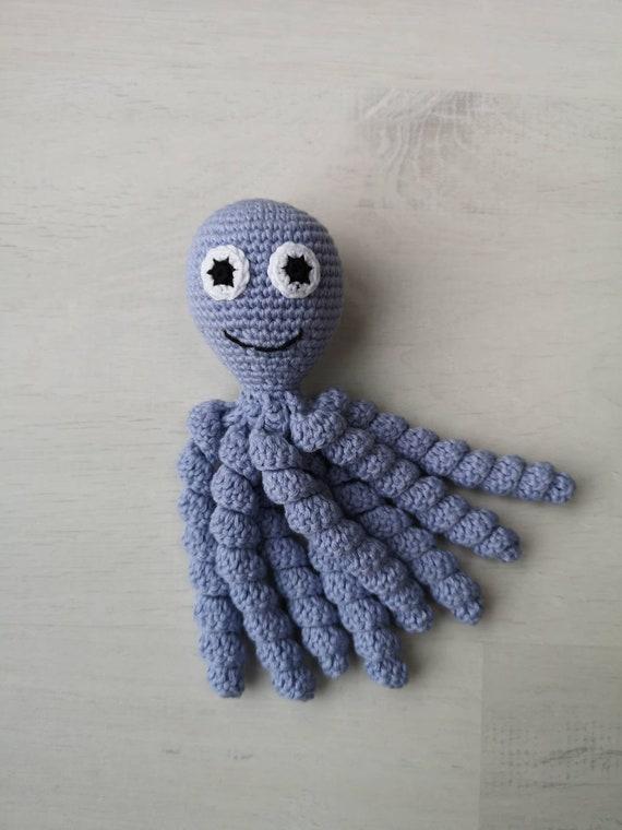 Crochet Octopus, Octopus For Baby, Octopus For Preemie, Octopus ... | 760x570