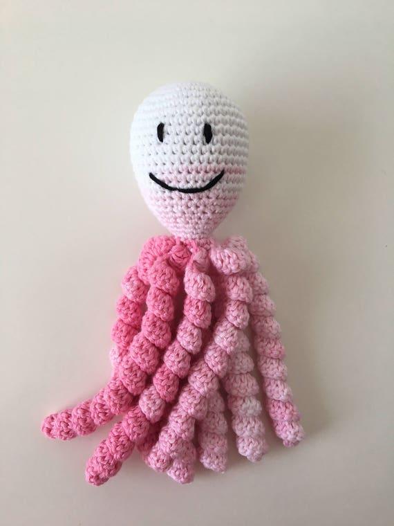 Octopus Crochet for Preemie, Amigurumi   760x570