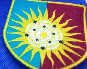 Sun in splendour 15th century heraldry