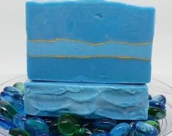 Mediterranean Sea ~ Artisan Cold Process Soap