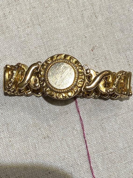 Vintage WW2 Sweetheart Expansion Bracelet