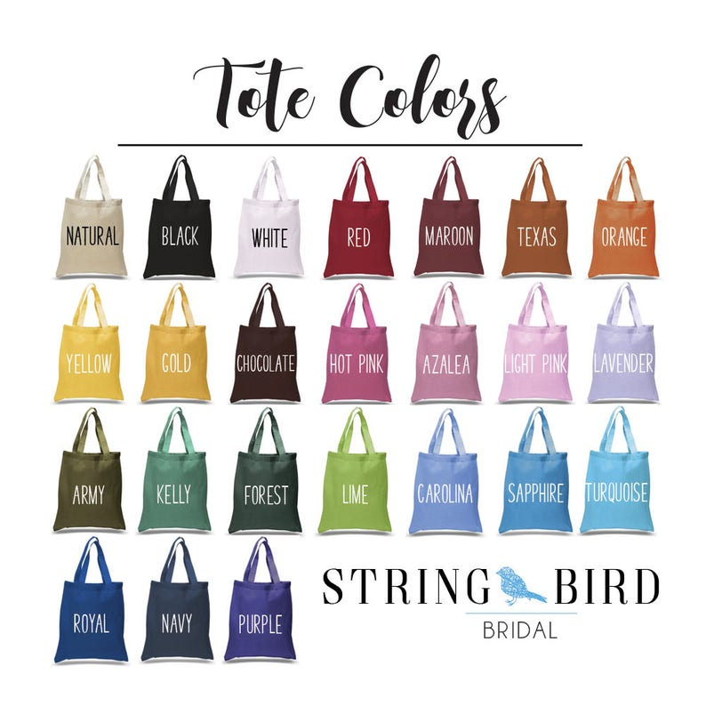 Wedding Guest Favor Bali Indonesia Wedding Welcome Tote