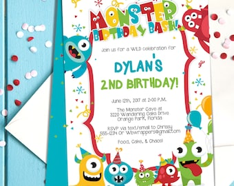 Dinosaur Dig Party Invitation Template Dino Skeleton And Etsy