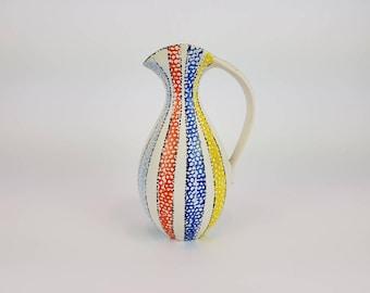 Ubelacker vase with Toska decor