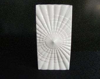 XL Rheinpfalz Op Art vase