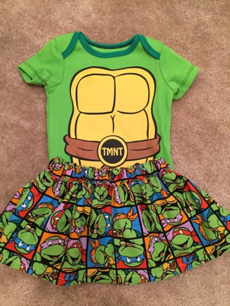 Teenage Mutant Ninja Turtles bodysuit