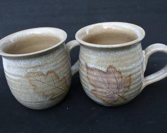Pair of Mugs - SECONDS!