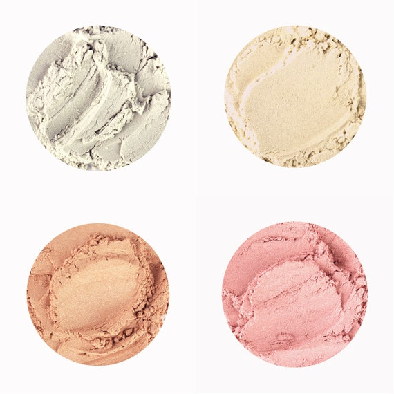Illuminating Highlighters • LOOSE PIGMENT or CREAM • White Witch, Gold Throne, Luminous Bronze, Sweet Rose • 5g