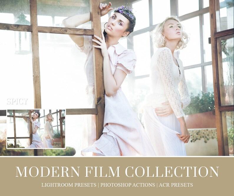 vsco Modern Film Lightroom Presets for Lightroom 4-6 and your Creative Cloud version film inspired