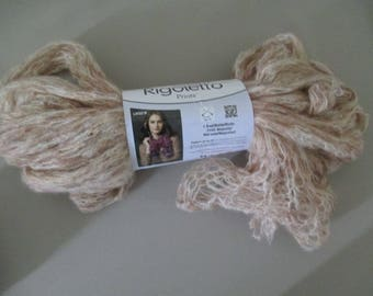 Woven Yarn to Make a Scarf or Cowl Red Heart Rigoletto Yarn