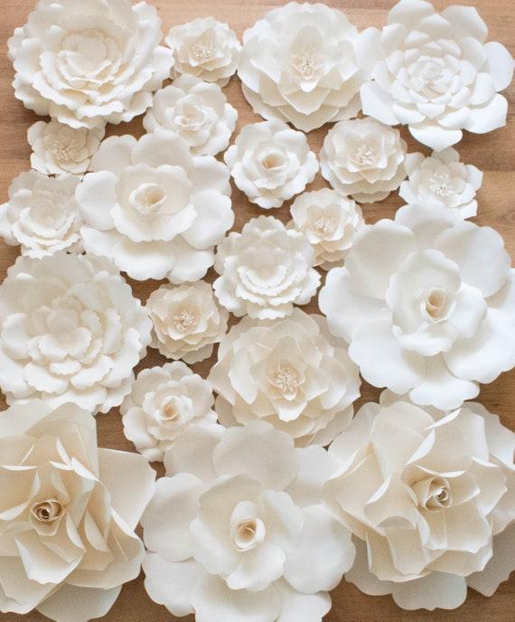 4x4 off white flower backdrop photo prop dessert table etsy image 0 mightylinksfo