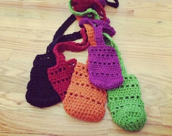 Water Bottle Holder/Water Bottle Cozy   MADE TO ORDER